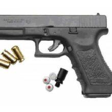 "Pištoľ plynová ""Bruni GAP"" cal. 9mm – čierna"