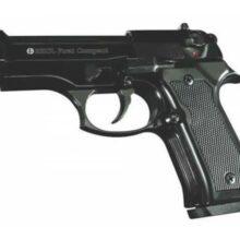"""Pištoľ plynová """"Ekol Firat Compact 92"""" – čierna"""