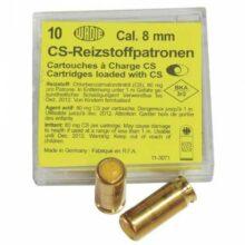 Náboj pištoľový plynový Waddie – 8mm PA CS (10 ks)