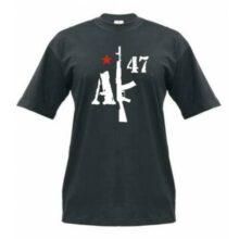 "Tričko APK ""AK-47"" – čierne"