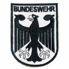 "Nášivka ""Bundeswehr"" orlica – 8x6cm"