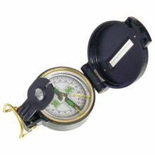 Kompas SCOUT MFH 34163 plastový – čierny