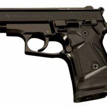 """Pištoľ plynová """"Atak Zoraki 914 AUTO"""" 9mm KANLL – čierna"""