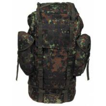 """Ruksak """"BW"""" combat MFH 30253V – BW fleck"""