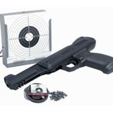 Vzduchová pištoľ GAMO P-900 SET, kal. 4,5mm – čierna