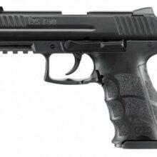 Airsoftová manuálna pištoľ Heckler & Koch P30 – čierna BB 6mm