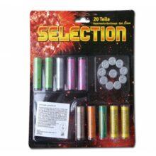 "Pyro svetlice ""Selection"" set 20 ks"