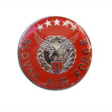 """Odznak """"Slovak Air Force"""" – červený"""