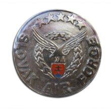 """Odznak """"Slovak Air Force"""" – strieborný"""