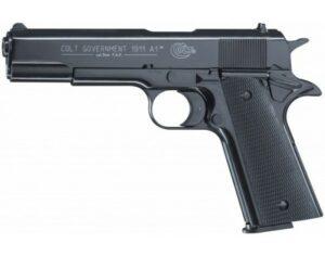 """Pištoľ plynová """"Colt Government 1911 A1"""" čierna – cal. 9mm PA"""