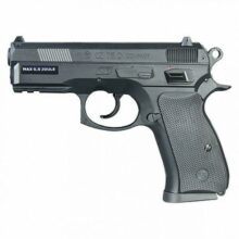 "Airsoftová manuálna pištoľ ""ASG CZ 75D"" BB 6 mm – čierna"