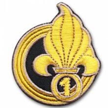 "Nášivka ""Cudzinecká légia 1.Regiment"" – 29/1"