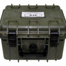 Box plastový vodotesný MFH 27163 – olivový