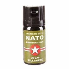 Slzný sprej – kaser, CS Nato 40 ml
