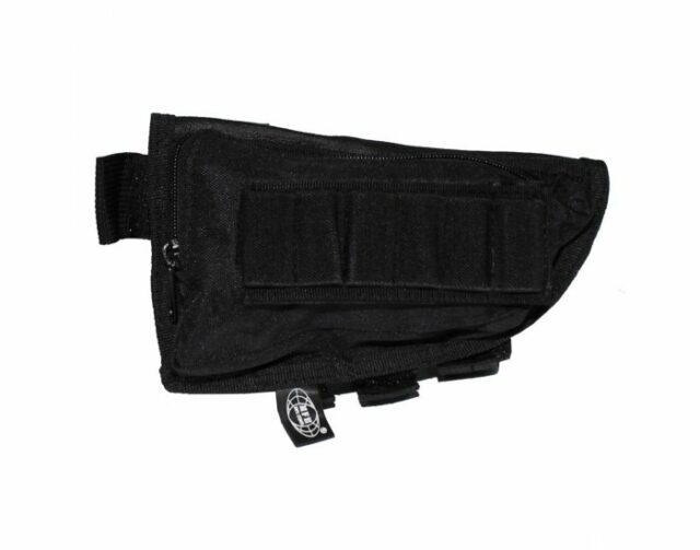 Púzdro na pažbu zbrane MFH 30785A – čierne