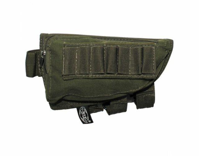 Púzdro na pažbu zbrane MFH 30785B – olivové