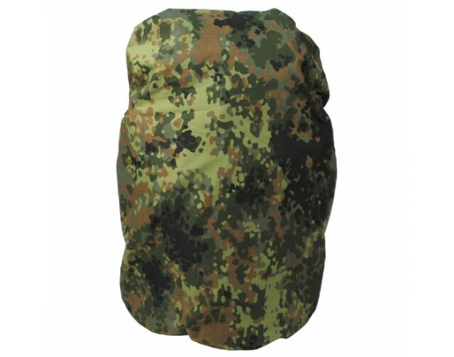 Poťah na ruksak originálny armádny BW MFH 630784V – flecktarn