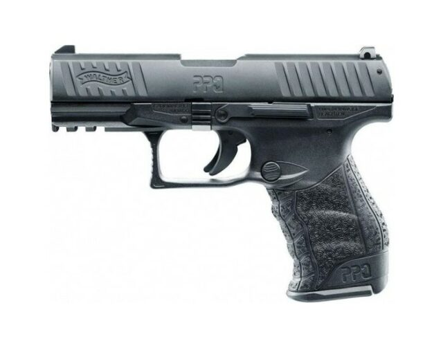 Pištoľ plynová Walther PPQ M2 cal. 9mm PA – čierna