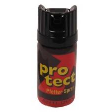 Obranný sprej – kaser, PROTECT PEPPER 40ml