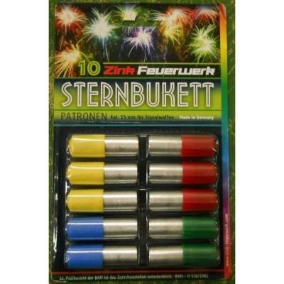 """Pyro svetlice """"Sternbukett"""" set 10 ks"""
