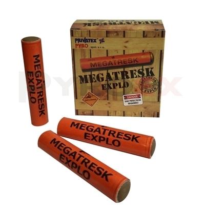 Megatresk EXPLO – zosilené, škrtacie 10 ks