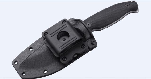 Nôž ruike Jager F118 – čierny