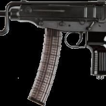 Pištoľ SA vz. 61 kal. 22 LR CSA