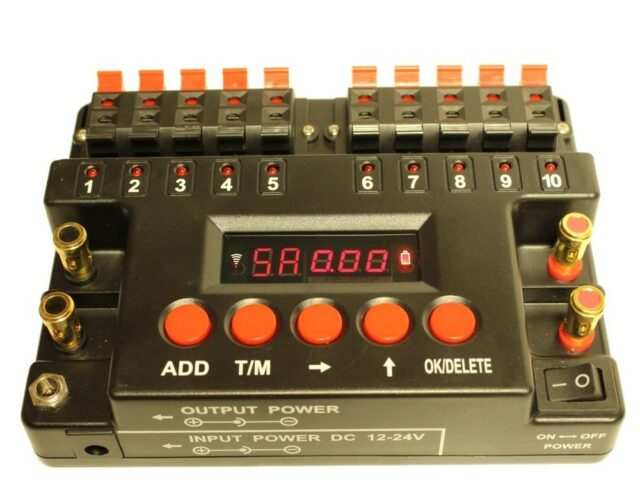 Stepper – sequencer 10 SH