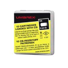 Náboj pištoľový plynový Umarex – 8mm PA CS (10 ks)