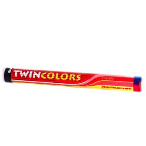 "Pyro svetlice ""Twin Colors"" 10ks"