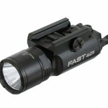 Svietidlo na pištoľ OPSMEN Fast 401 Ultra Weapon Light, 800lm – čierne