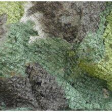 Maskovacia sieť woodland 3 x 6m husté prevedenie – používaná