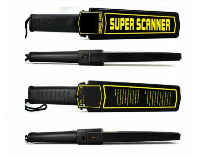 """Detektor kovov """"Super Scanner"""" MCD-3003B1"""