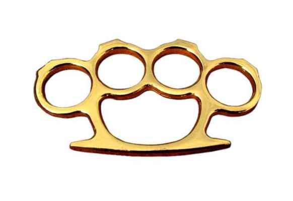 Boxer obranný – zlatý