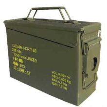Bedňa na muníciu M19A1 kovová