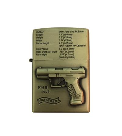 "Zapaľovač Pištoľ ""Walther P99"""