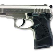"""Pištoľ plynová """"Atak Zoraki 914"""" 9mm KANLL – lesklý chróm"""