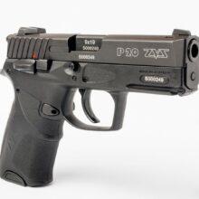 Pištoľ ZVS P20 čierna, kal. 9×19