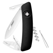 Nôž SWIZA TT03 Tick Tool Black – čierna