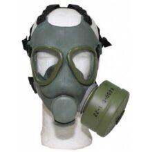 Maska plynová originálna armádna juhoslovanská MC-1 MFH 627616 – nová