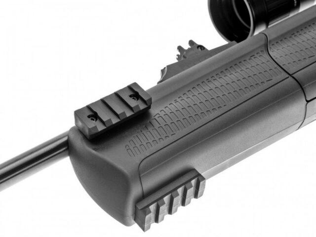 Vzduchovka CO2 UMAREX 850 M2 XT Kit, kal. 4,5mm – čierna