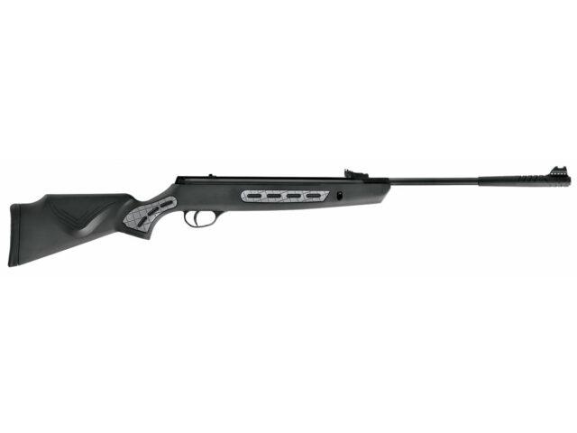 Vzduchovka HATSAN Striker 1000S, kal. 6,35mm – čierna