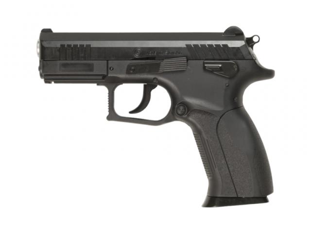 Airsoftová CO2 pištoľ TOLMAR GRAND POWER P1 MK7 6mm – čierna