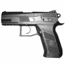 Airsoftová CO2 pištoľ ASG CZ 75 P-07 Duty BB 6mm – blowback