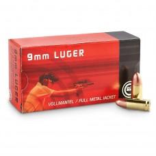 9mm Luger Geco FMJ 124gr/8g (50ks)