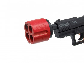 Adaptér Multi-Shooter pre 4 svetlice