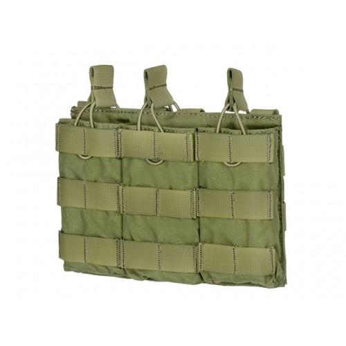Sumka na 3 zásobníky 8FIELDS pre M4/M16 – olivová