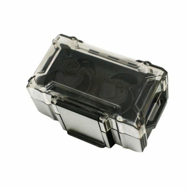 OPSMEN M20 Elektronické štuple – čierne