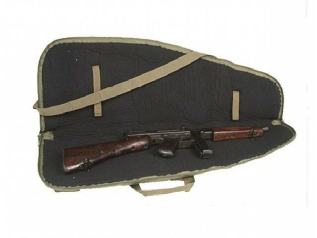 Puzdro prepravné na zbraň MIL-TEC, 100cm – čierne